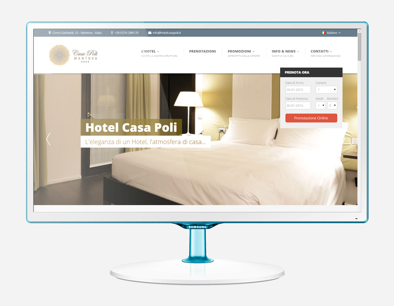 hotel-casa-poli-screenshot